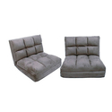 Loungie Microsuede Convertible Flip Chair