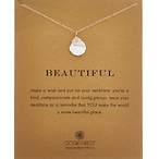 Dogeared 14k Pearl Necklace