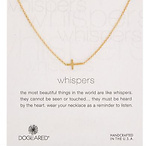 Dogeared Whispers Necklace