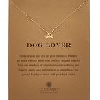Dogeared Bone Necklace