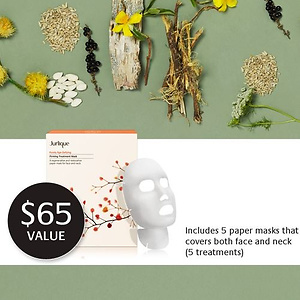 Jurlique: Free Full-Sized Paper Mask with Any $35 Purchase