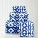 New Printed Jacquard Towel Set (10-Piece)