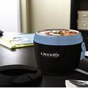 Crock-Pot 20-Ounce Lunch Crock Food Warmer, Black