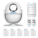 BIBENE WIFI Home Security Alarm System
