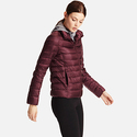 Woman Ultra Light Down Jacket