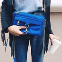 Rebecca Minkoff: Mini M.A.C. Crossbags Up to 50% OFF