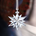 New 2017 Swarovski 525789 Annual Edition Christmas Ornament