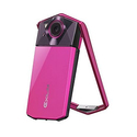 Casio Exilim EX-TR70 (Vivid Pink) Selfie Digital Camera