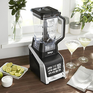 Ninja Blender Duo BL642W with Auto-iQ and Cups