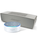 All-New Echo Dot (2nd Generation) - White + Bose SoundLink Mini II