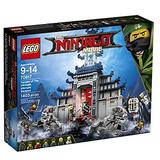 LEGO Ninjago Temple Ultimate Ultimate Weapon 70617 Building Kit