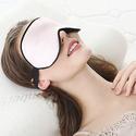 ApudArmis Silk Sleep Mask Eye Mask-Pink