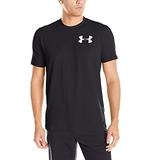 Under Armour Men's Whitetail Skull T-Shirt, Black/White, X-Large