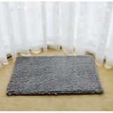 Microfiber Area Rugs for Living Room Non Slip Bath Rug Pad