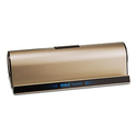 iRULU Portable Wireless Soundbar Bluetooth Speaker with Stand - Gold