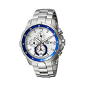 Casio Men's 'EDIFICE' Quartz Stainless Steel Casual Watch