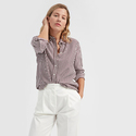 Everlane: The Relaxed Silk Shirt New Arrivals