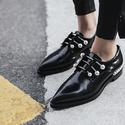 LUISAVIAROMA: Coliac超美珍珠鞋子直接8.8折+全球包税免运