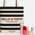 Nordstrom: 15% OFF + Free Beauty 6-pc Set with $75 Shiseido Purchase