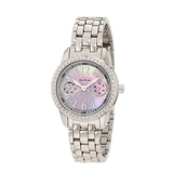 Citizen FD1030-56Y Women's Eco-Drive Watch with Swarovski Crystal Accents