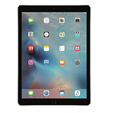"Apple iPad Pro 12.9"" Tablet 128 GB Wi-Fi - Space Gray (ML0N2LL/A) Refurbished"