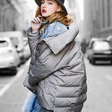 Winter Coat Women Anorak Jacket
