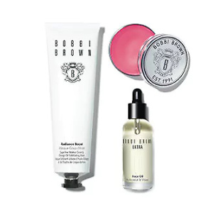 Bobbi Brown:40% OFF + Extra 15% OFF on First Order