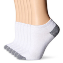 Fruit of the Loom Women's 6-Pack No-Show Socks
