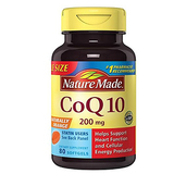 Nature Made 辅酶Coq10 80粒