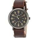 Timex Weekender Oversized Vintage-Style Watch