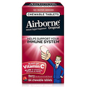 Airborne Vitamin C 1000mg Immune Support Supplement 64ct