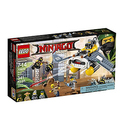LEGO Ninjago Manta Ray Bomber 70609 Building Kit