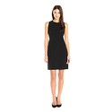 Anne Klein Women's Sheath Dress with Yoke