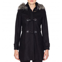 Coats Direct: Nautica Faux Fur Trim