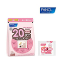 FANCL Good Choice 20's Women Health Supplement