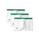 Lacoste Men's 3 Pack Ctn/Stch Boxer Brief