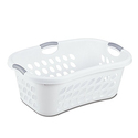 Sterilite Ultra Hip Hold Laundry Basket 6pk