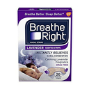Breathe Right Calming Lavender Scented Drug-Free Nasal Strips 26ct