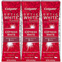 Colgate Optic White Express White Whitening Toothpaste - 3 ounce (3 Pack)