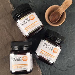Manuka Doctor 15+ Bio Active Manuka Honey 8.75 oz