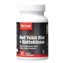 Jarrow Formulas Red Yeast Rice Plus Nattokinase Caps 60ct