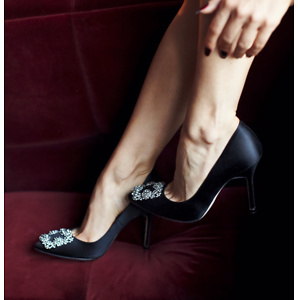 Luisaviaroma: 12% OFF Manolo Blanhnik Shoes