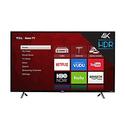 TCL 49寸4K 超清智能LED 电视(2017新款)