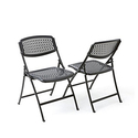 Mity-Lite Flex One Folding Chair 4-Pack