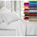 Clara Clark 1800 Premier Series 4pc Bed Sheet Set