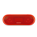 Sony XB20 Portable Wireless Speaker with Bluetooth - Red (2017 model)