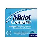 Midol 全效止痛片24片