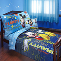 Disney Mickey Mouse Space Adventures 4 Piece Toddler Set