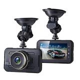 "Sebikam 3.0"" Full HD Car Dash Cam 170 Degree Wide Dashboard Camera"