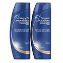 Head & Shoulders Clinical Strength Anti-Dandruff Shampoo  (Pack of 2)
